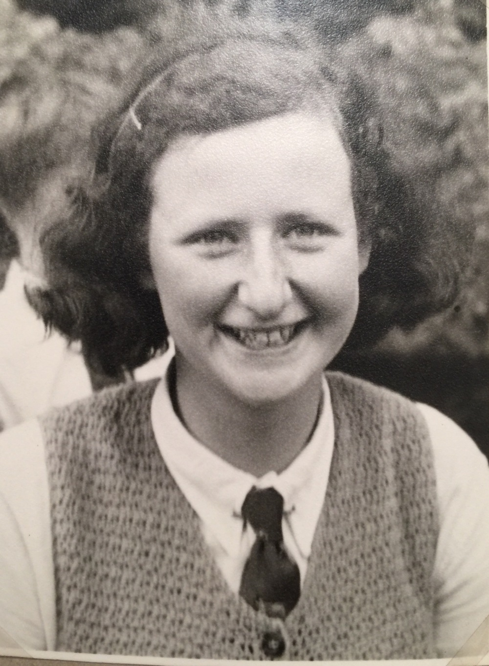 Rita Aged 18 - 1947 -
