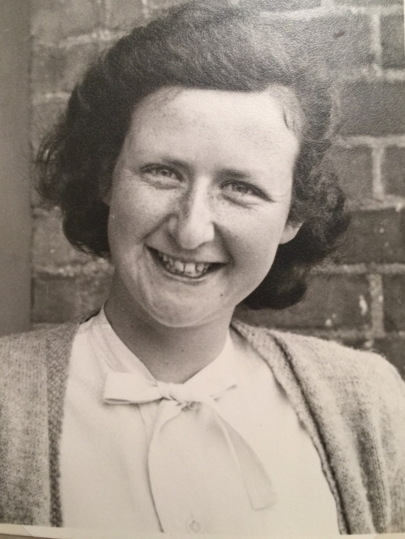Rita Aged 21 - 1950