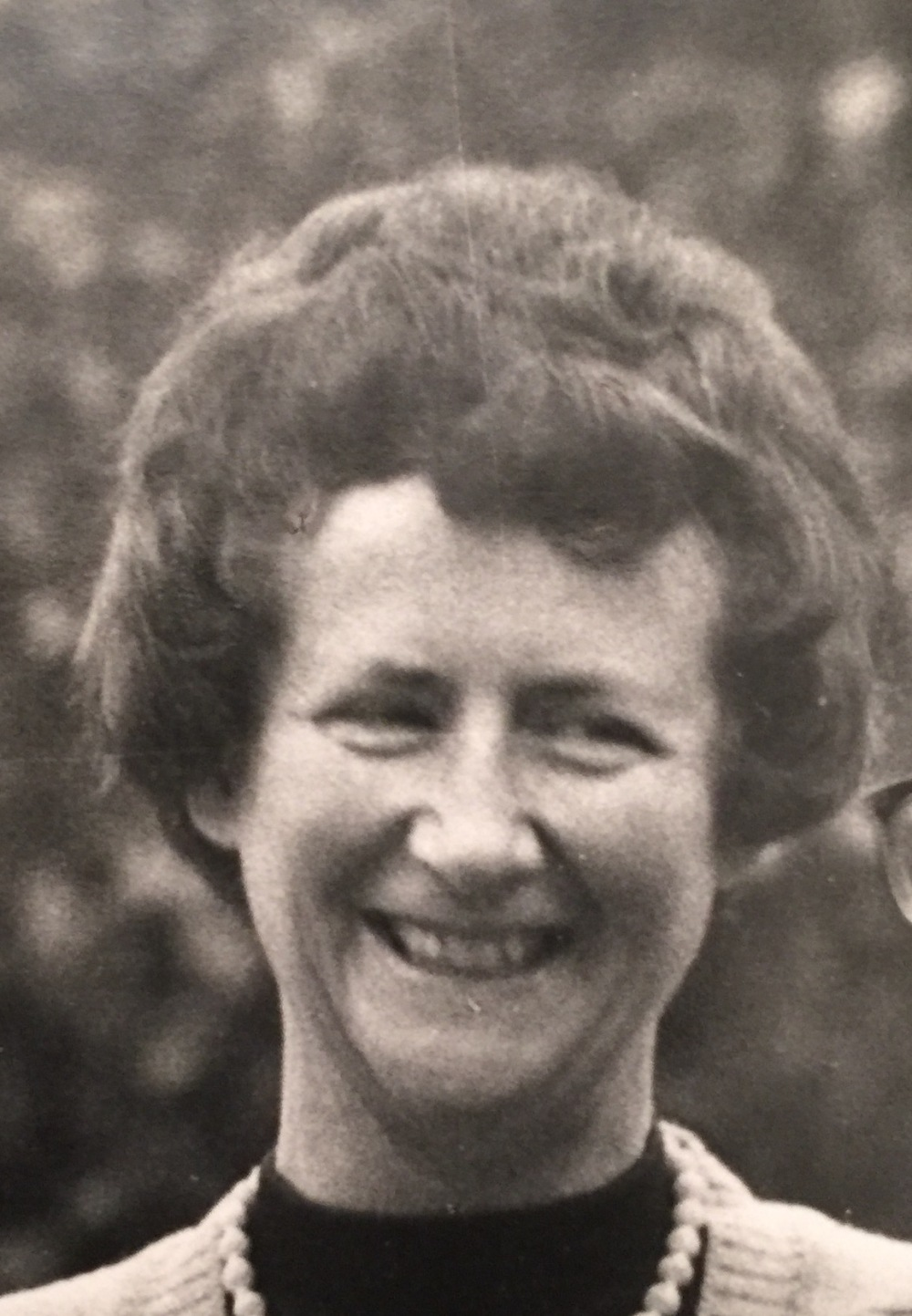Rita Aged 47 - 1976